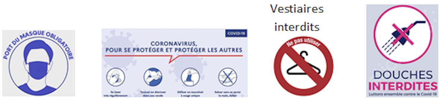 Protocole sanitaire CCVV